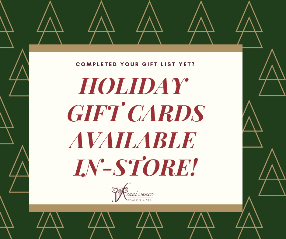 Holiday Gift Cards Available! (2)